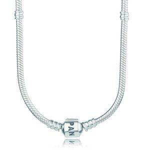 Pandora Clasp Necklace